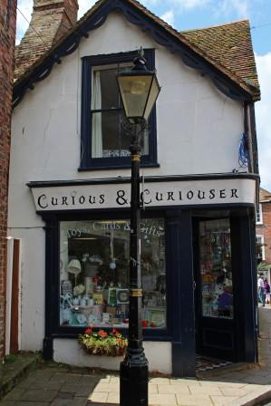 Curious and Curiouser!