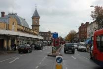 Eastbourne train station