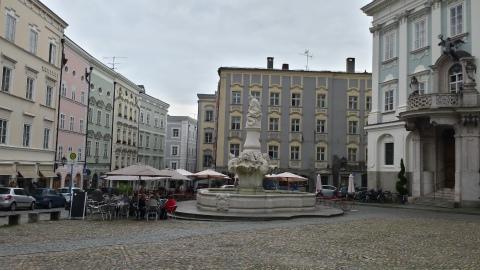 Passaus Zuckerhäuser