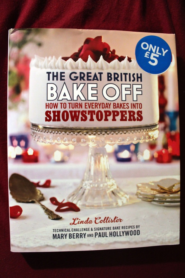 The Great British Bakeoff buch